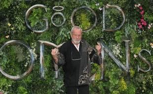 Le réalisateur Terry Gilliam
