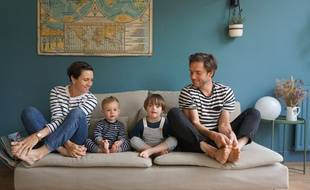 La famille Deschamps affiche son bonheur sur les réseaux sociaux.