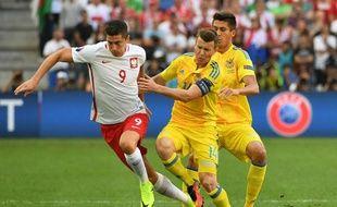 Lewandowski face aux Ukrainiens