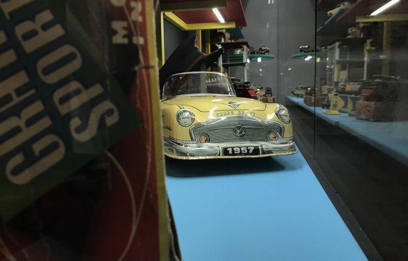 VIDEO. Marseille: Une exposition au Mucem rassemble 500 vieux jouets qui ont fait la gloire industrielle de la ville