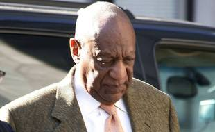 L'acteur Bill Cosby