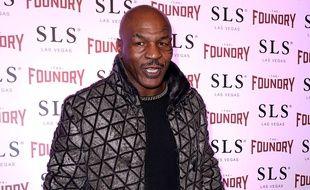 L'ancien boxeur devenu acteur Mike Tyson