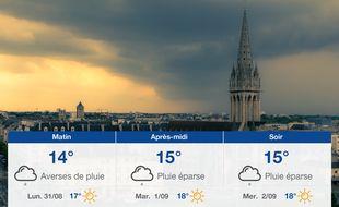 Météo Caen: Prévisions du dimanche 30 août 2020