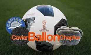 Caviar Ballon Chapka