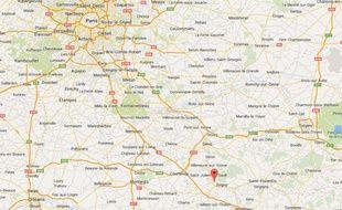 Une partie majeure du périmètre du permis de Cézy» situé dans l'Yonne et «s'étend sur les aires d'alimentation de captages des sources dont Eau de Paris assure la gestion», estime Eau de Paris.