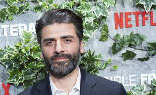 L'acteur Oscar Isaac