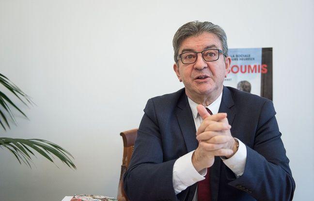 Réforme des retraites: Jean-Luc Mélenchon propose à la gauche une motion de censure contre le gouvernement