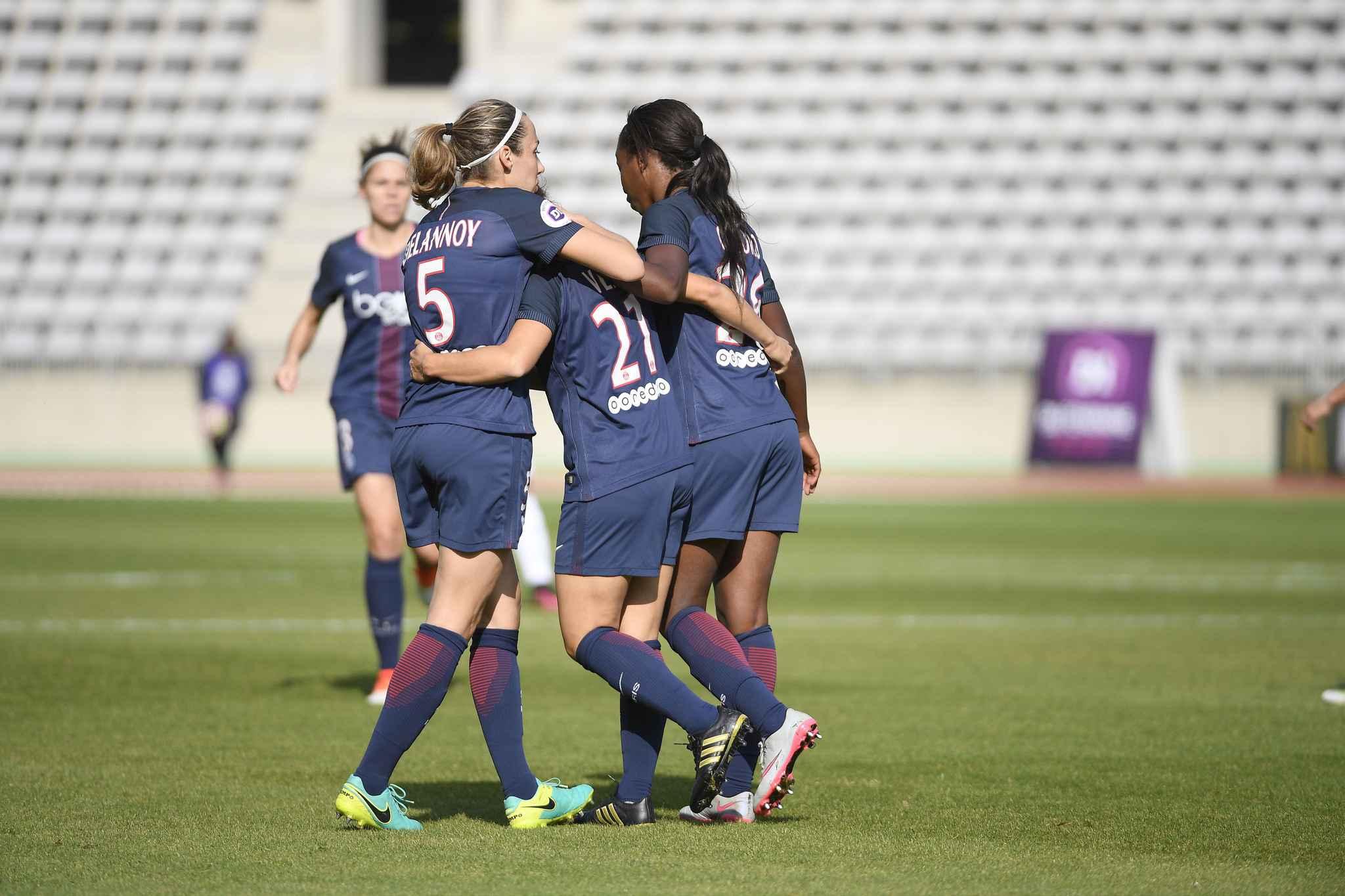 Quatre points retirés au PSG Féminines : sanction confirmée