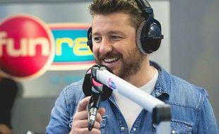 Bruno Guillon sur Fun Radio