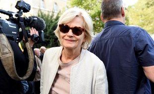 Catherine Ceylac, légendaire présentatrice de l'émission pendant 20 ans.