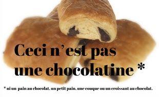 Vous non plus vous ne dites pas « pain au chocolat » ?