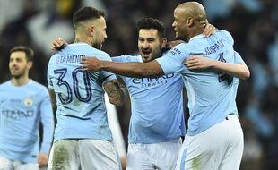 Manchester City contre Arsenal