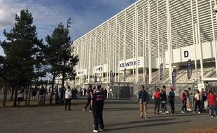 Le stade Matmut Atlantique de Bordeaux.
