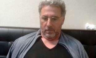 Sur cette photo publiée par la police italienne, on peut voir Rocco Morabito lors de son arrestation en Uruguay en septembre 2017.
