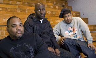 Le groupe de rap De la Soul