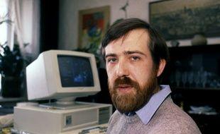 Alexey Pajitnov, le créateur de Tetris, ici en 1989.