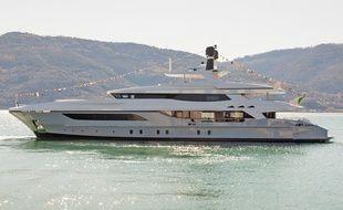 Un yacht (photo d'illustration)
