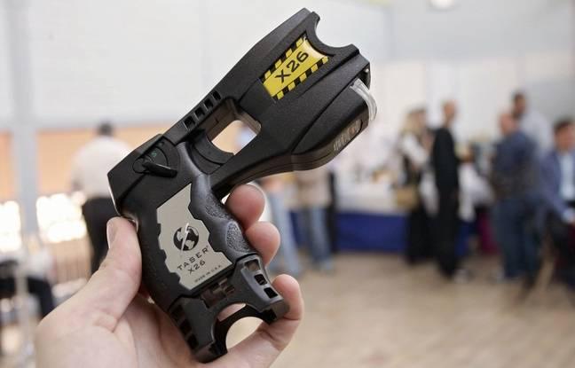 Nantes: Les policiers municipaux vont être équipés de pistolets à impulsion électrique