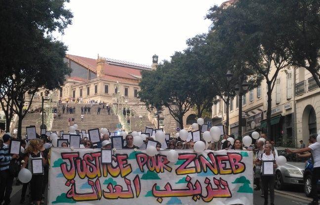 Marseille: «Aujourd'hui, on veut savoir la vérité!», ont lancé les proches de Zineb Redouane à la fin d'une grande marche silencieuse