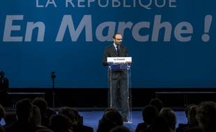 La République en marche (illustration).