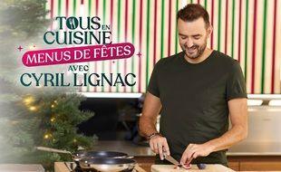 Ça sent la figue de Noël pour Cyril Lignac