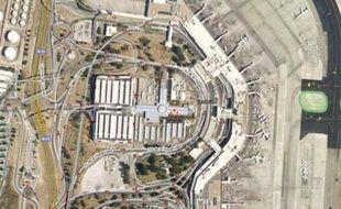 Accident d'avion à l'aéroport de Madrid (Barajas) le 20 août
