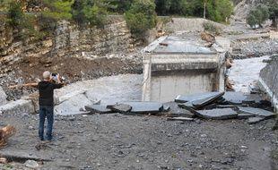 De nombreux ponts ont été détruits