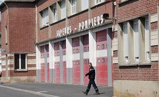 Une caserne de sapeurs-pompiers à Abbeville (image d'illustration).