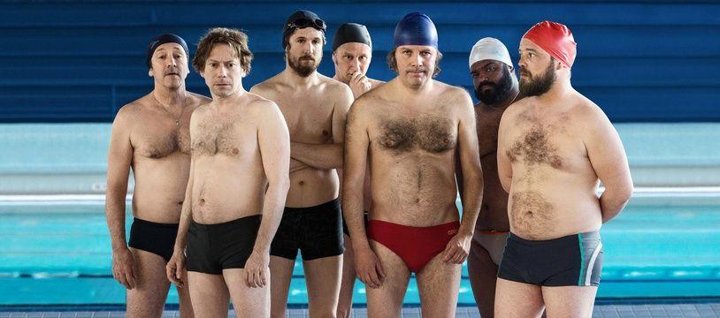 L'équipe du Grand Bain  de Gilles Lellouche