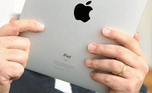 L'iPad d'Apple est la tablette tactile la plus vendue au monde.
