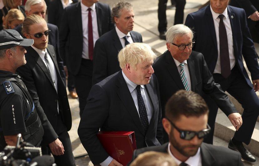 Brexit : « Une chance d'obtenir un bon accord », estime Boris Johnson, Bruxelles optimiste