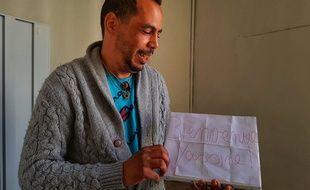 Yassine est le premier résident de Coco Velten