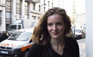 Nathalie Kosciusko-Morizet, le 7 décembre 2015 à Paris.  / AFP / DOMINIQUE FAGET
