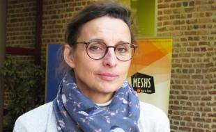 Martine Benoit, directrice de la Maison européenne des sciences de l'homme et de la la société (Meshs) de Lille.