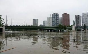 Un milliard d'euros, le coût des dégâts des crues et inondations survenues fin mai et début juin