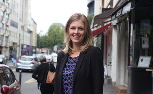 Carole Gandon est la candidate LREM aux élections municipales 2020 à Rennes.