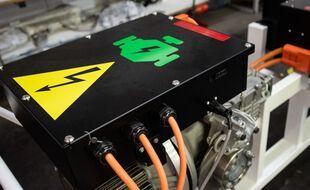 Des chercheurs mettent au point une batterie à base de ciment