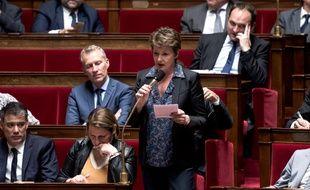 Frédérique Dumas quitte La République en marche.