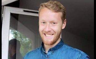 François-Xavier Prévost, victime des attentats de Paris
