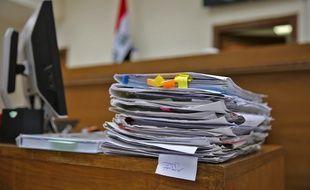 L'une des courts de justice irakienne où on été jugés des djihadistes français (image d'illustration).