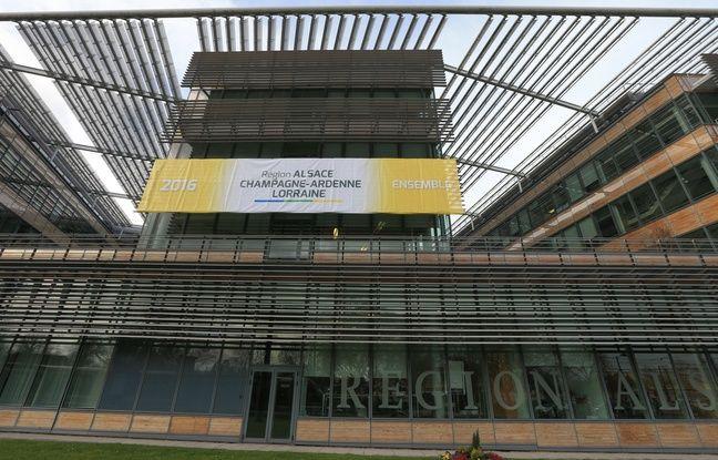 Le siège de la région Alsace est devenu celui du conseil régional d'Alsace-Champagne-Ardenne-Lorraine. Reste désormais à trouver un nom pour cette nouvelle région pour cela une consultation citoyenne va être lancée.