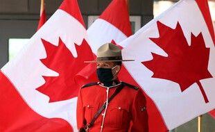 La police canadienne à Ottawa, le 23 septembre 2020 (Illustration).
