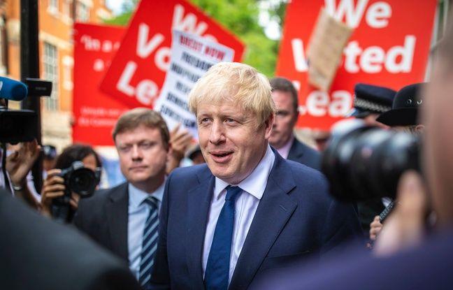 Royaume-Uni: Ultra-favori, Boris Johnson est élu premier ministre britannique