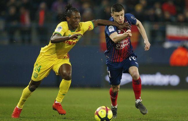 FC Nantes-Amiens: «Il arrive de loin, lui...», comment Traoré s'est retrouvé titulaire au FCN