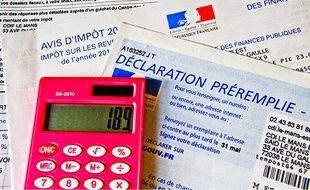 Le rapport propose une franchise de 5.000€ sur les revenus de l'économie collaborative.