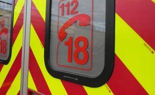 Malgré l'intervention rapide des pompiers,  l'homme est mort d'un arrêt cardiaque.(Illustration).
