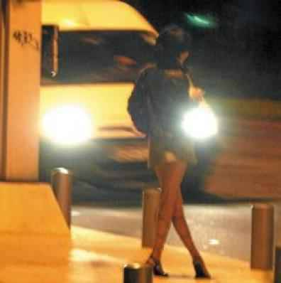 ergo prostituee