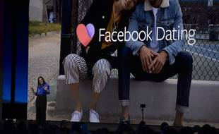Présentation de Facebook Dating à San José, Californie.