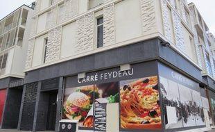 McDo s'installera au printemps au Carré Feydeau, à Nantes.