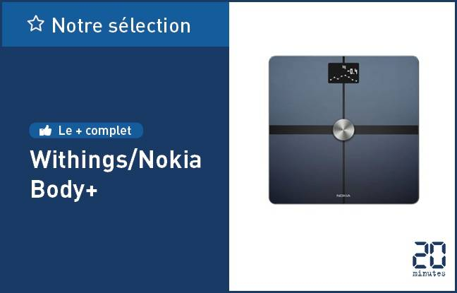 Withings/Nokia Body+.